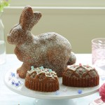 Easter Bunny Cakes, Easter Bunny Cake Recipes, Easter Recipes, Easy Easter Recipes, Simple Recipes, Easy Holiday Recipes, Easter Dessert Recipes, Popular Pin