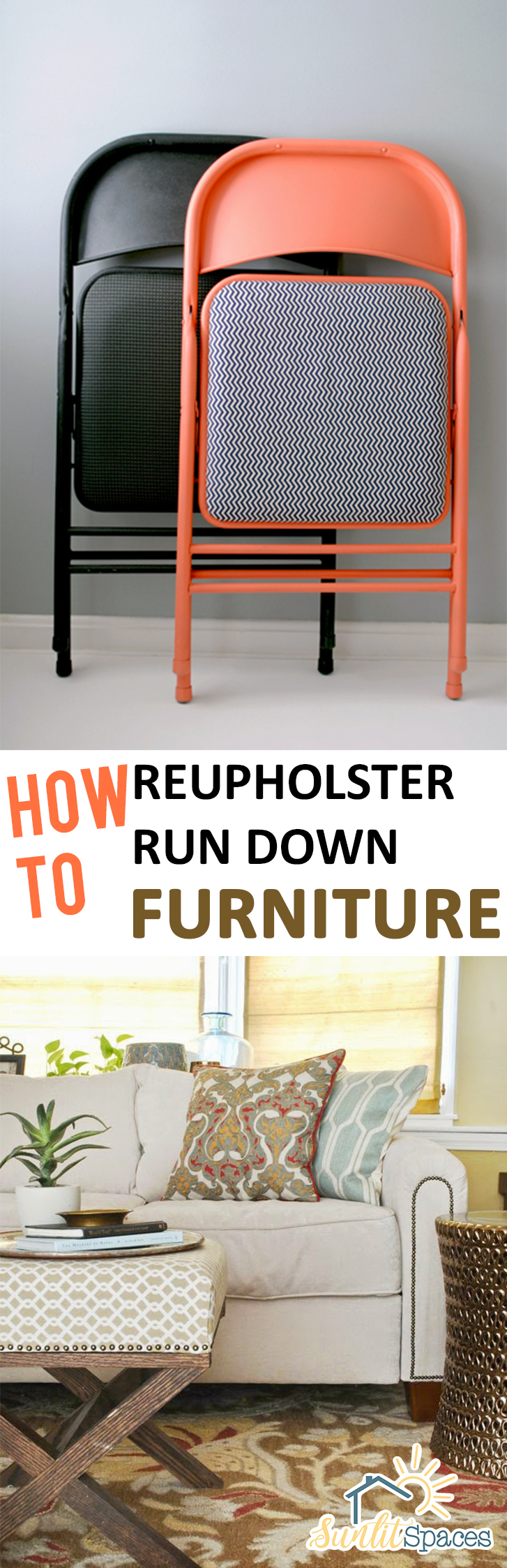 How to Rehupolster Furniture, How to Upgrade Furniture, Furniture Remodeling, How to Remodel Furniture, Easy Ways to Rehupolster Furniture, Home Crafts, Easy Crafts for the Home, Popular Pin