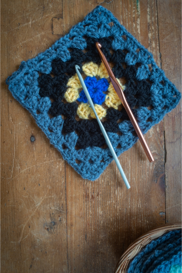 granny square crochet tips