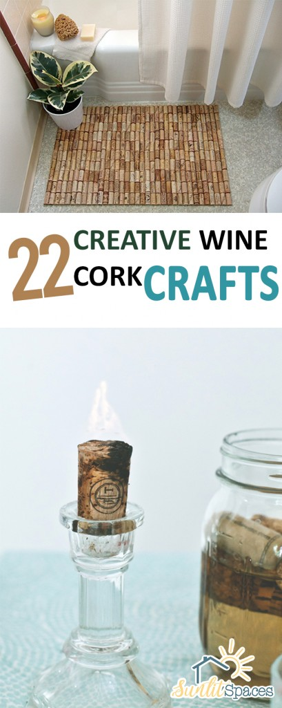 Wine Cork, Wine Cork Crafts, Wine Cork DIY Crafts, Things to Do With Wine Crafts, Things to Do With Old Wine Crafts, SImple DIY Projects, DIY Home Decor Projects, Simple Crafts, Easy Craft Projects, DIY Tutorials, Popular Pin