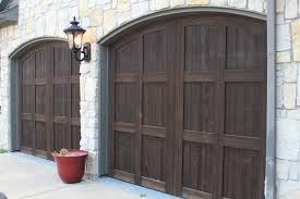 How to Update Your Garage Door With a Coat of Stain3