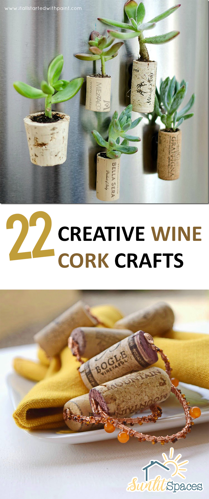 22 Creative Wine Cork Crafts Page 25 Of 25