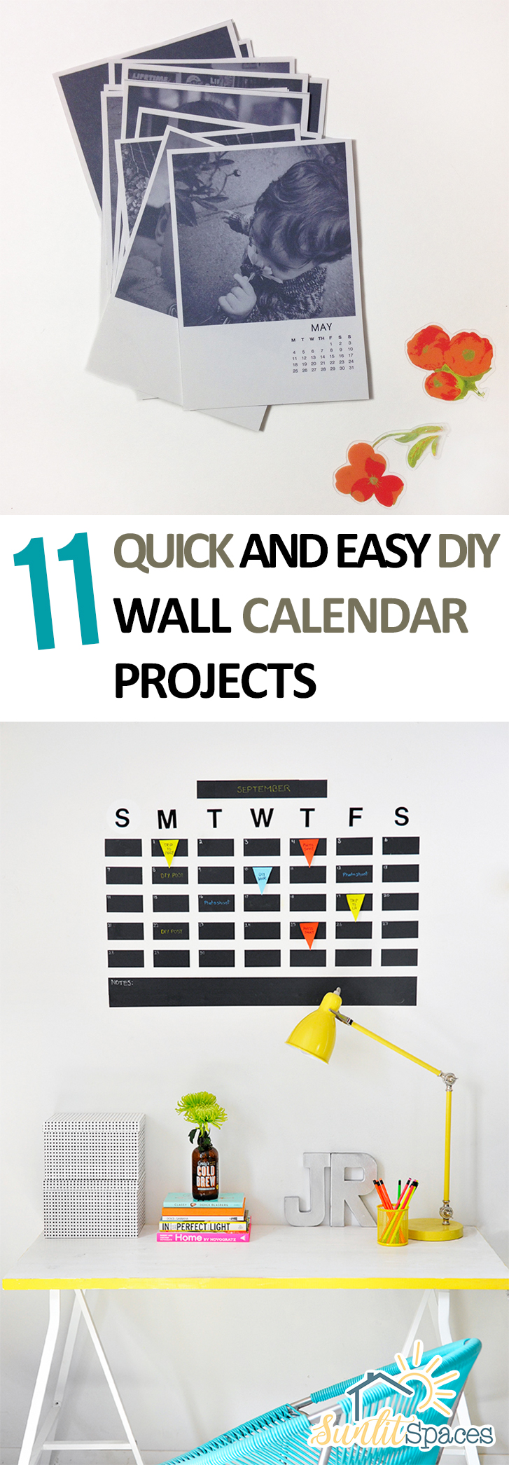 11 quick and easy diy wall calendar projects 11 quick and easy diy wall calendar projects wall calendar diy wall calendar projects solutioingenieria Choice Image