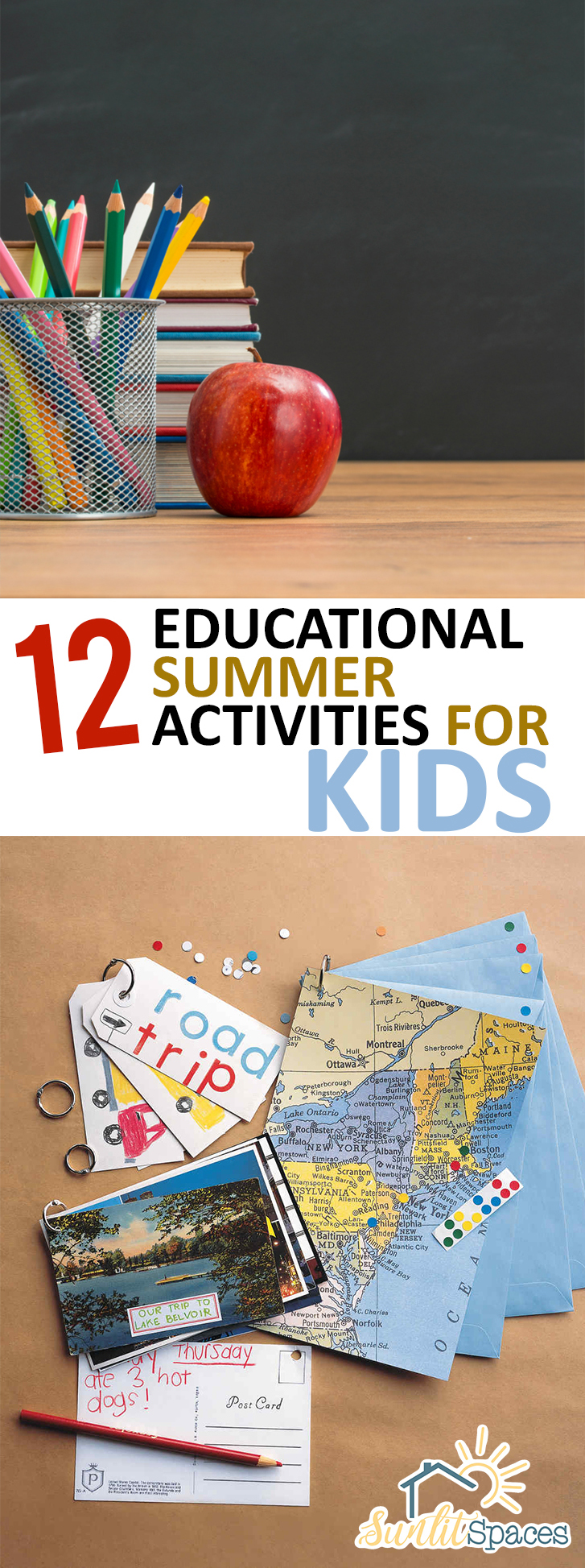 12 Educational Summer Activities for Kids