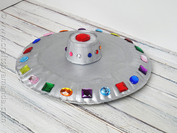 Fun Crafts For Kids Made From Paper Dishware