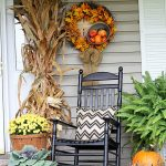 How to Decorate Your Porch (Easily!) For Fall | Fall Porch, Fall Porch Decor, How to Decorate Your Porch for Fall, Porch Decor for Fall, DIY Fall, Decorating Your Porch, Popular Pin