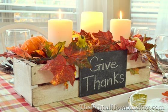 Thanksgiving Centerpieces, Thanksgiving DIY, Thanksgiving Tablescapes, Holiday Tablescapes, Holiday Home Decor, Holiday DIY Projects, Holiday Decor, Thanksgiving Home Decor, Popular Pin