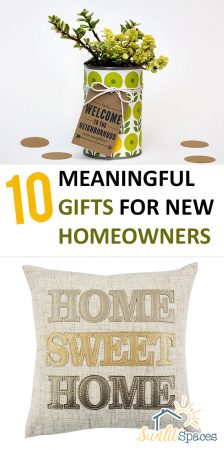 10 Meaningful Gifts for New Homeowners| Gift for Homeowners, Cheap Gifts for Homeowners, Gift Ideas, Inexpensive Gifts, Holiday Gift Ideas #GiftIdeas #Gifts #GiftProjects