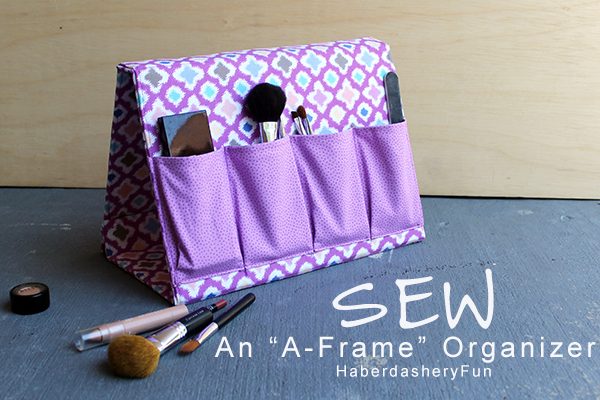 10+ Sewing Projects That Will Organize Your Home| Sewing Projects, Home Organization, Home Organization Projects, Easy Sewing Projects, Sewing, DIY Sewing Projects, Popular Pin #DIYSewingProjects #SewingProjects #Organization