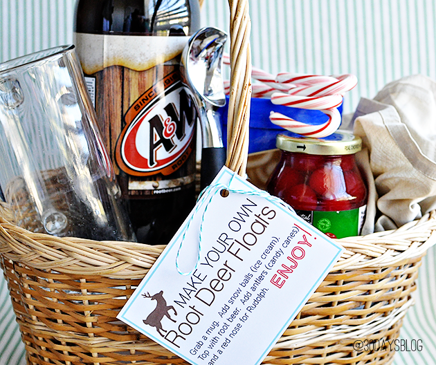 Easy Diy Holiday Gift Baskets For Everyone On Your Nice List