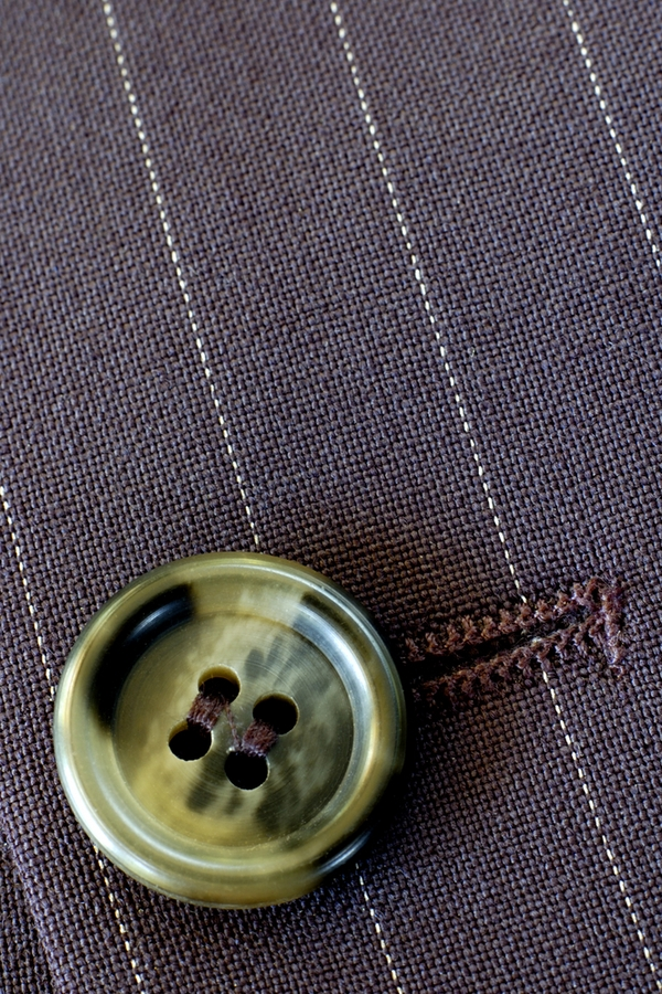 If you're a sewer, you need to know these 10 sewing tricks professionals refuse to share. Don't mark where your buttons go until after you stitch the buttonholes. Then cut the buttonholes open with a punch, not a seam ripper. Much easier!
