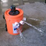 The inexpensive way to build your own home air conditioning unit!  DIY, DIY Home, Home Projects, Home Improvement, Home Improvement Projects, Easy Home Improvement, Easy Home Improvement Projects, DIY Air Conditioner, Air Conditioner, Easy Air Conditioner, Popular Pin #HomeImprovment #AirConditioner #DIYAirConditioner