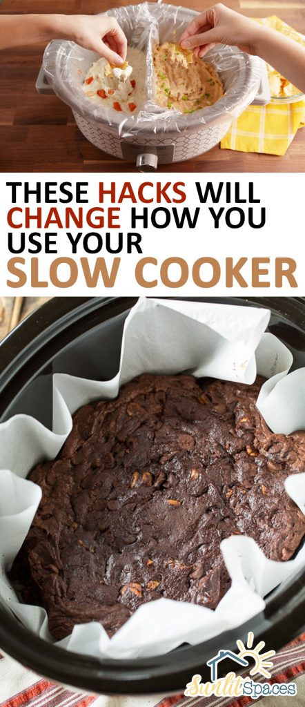 These Hacks Will Change How You Use Your Slow Cooker| Slow Cooker, Slow Cooker Hacks, Easy Slow Cooker Tips, Slow Cooker Tips and Tricks, DIY Slow Cooker, Slow Cooker Tips and Tricks, Popular Pin #SlowCooker #SlowCookerHacks