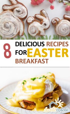 8 Delicious Recipes for Easter Breakfast| Breakfast, Breakfast Recipes, Easter Breakfast, Easter Breakfast Recipes, Easy Breakfast, Easy Breakfast Recipes, Fast Holiday Breakfast Recipes, Popular Pin #Recipes #Breakfast #Easter