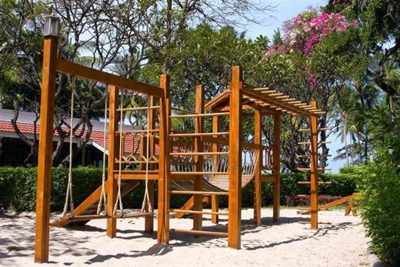 10 Free DIY Wooden Swing Set Plans