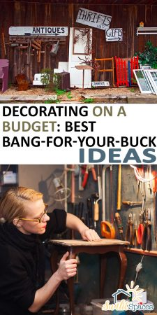 Decorating on a Budget | How to Decorate On a Budget | Cheap Home Decor | Home Decorating on a Budget | Decorating | Home Decor | Home Decorations
