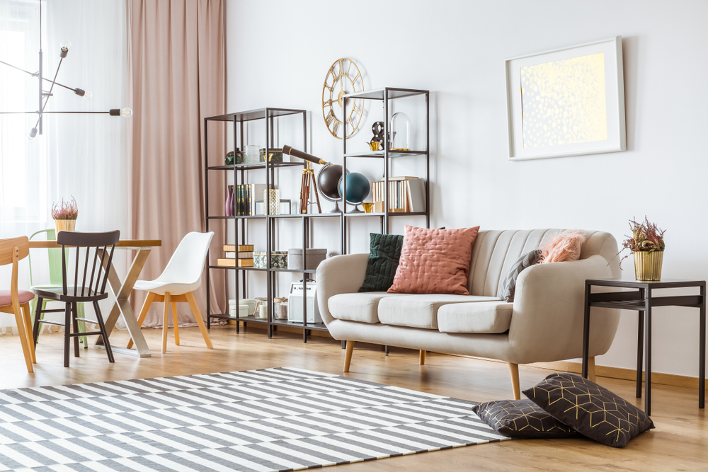 Home Decor Ideas: How to Live in Your Living Room -