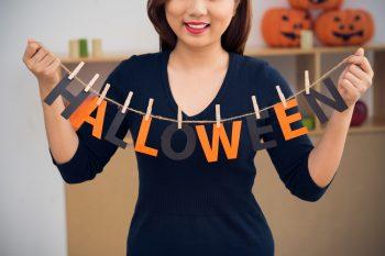 Harvest Your Halloween Decorations | Harvesting | Halloweeen | Halloween Decorations | Fall Decorations | Fall Front Porch Decorations | Halloween Front Porch Decorations