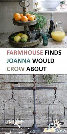 Farmhouse Finds | Farmhouse Finds: Joanna Approved | Farmhouse Decor | Farmhouse Decorations | Farmhouse Decorations Tips and Tricks | Farmhouse