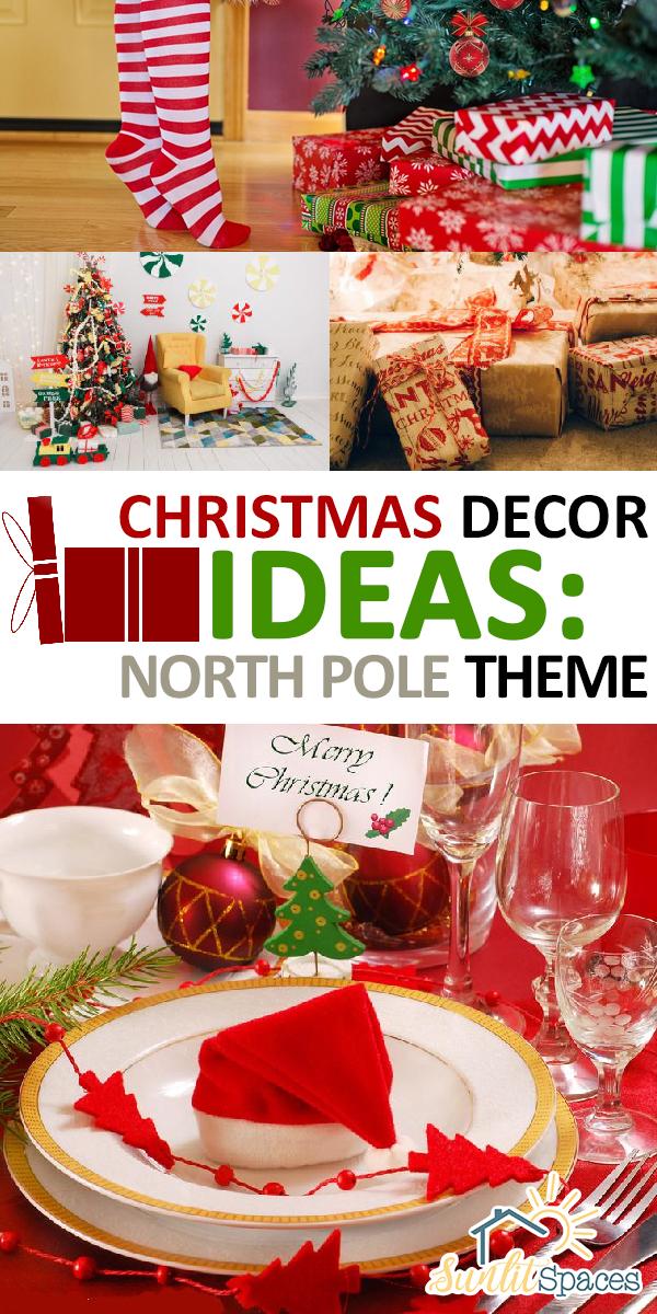 Christmas Decor Ideas | North Pole Christmas Decor Ideas | Christmas Decorations | North Pole Decorations ...