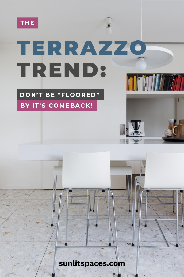The Terrazzo Trend Don T Be Floored By Its Comeback