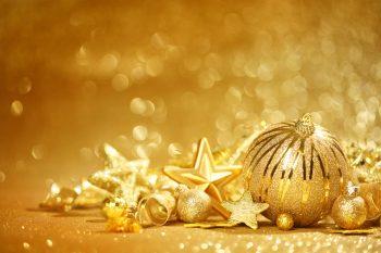 Gold Christmas Decor | Gold Christmas | Gold Decorations | Gold | Gold Christmas Decor Ideas | Christmas | Go for the Gold | Gold Christmas Decoration Ideas | Gold Holiday Decor