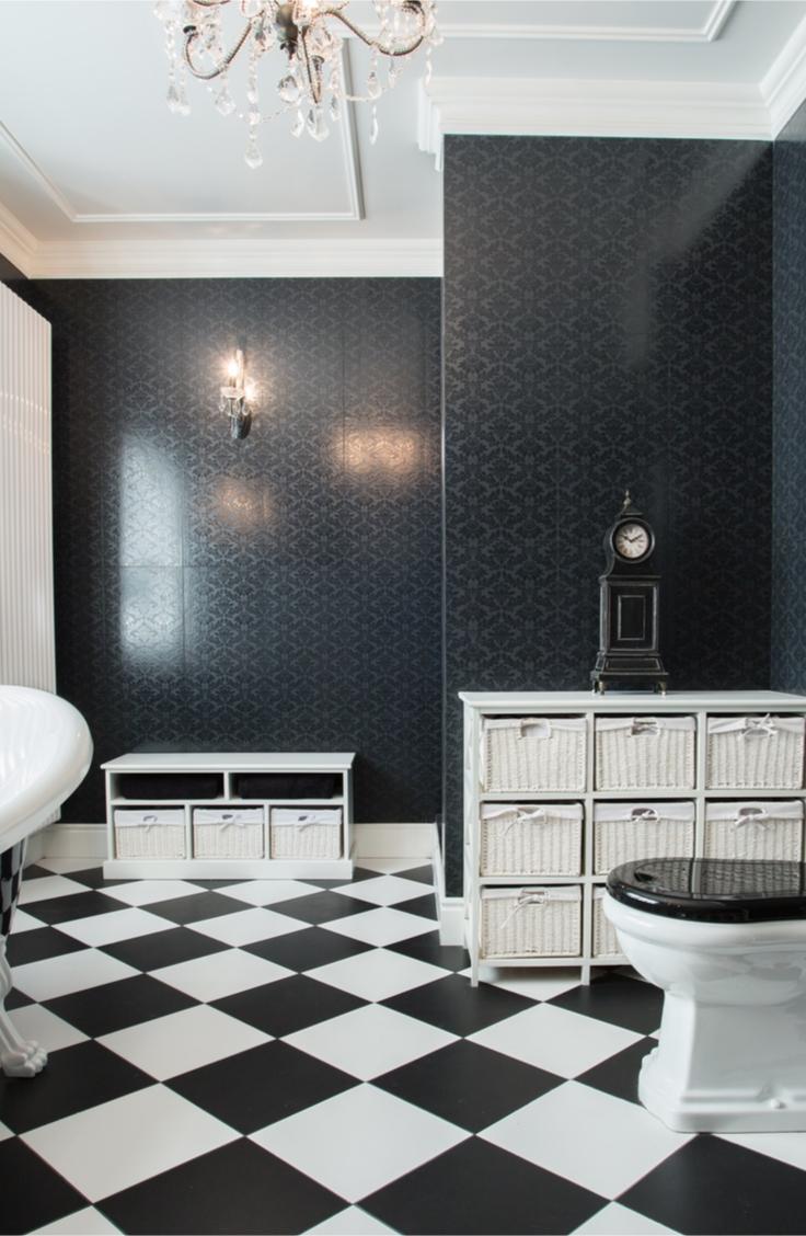 When Good Girls Go Plaid: Buffalo Check Home Decor Ideas – Sunlit Spaces