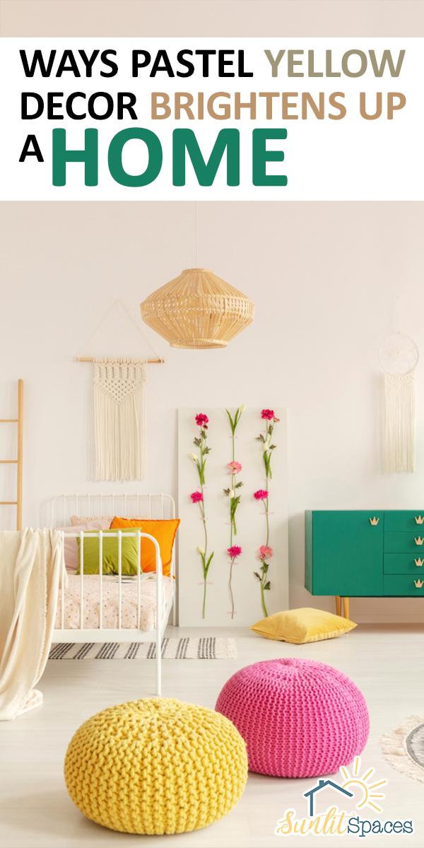 Pastel Yellow decor | home decor | home decor ideas | decor | yellow decor | yellow home decor | decor ideas | yellow decor ideas