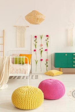 Pastel Yellow Decor