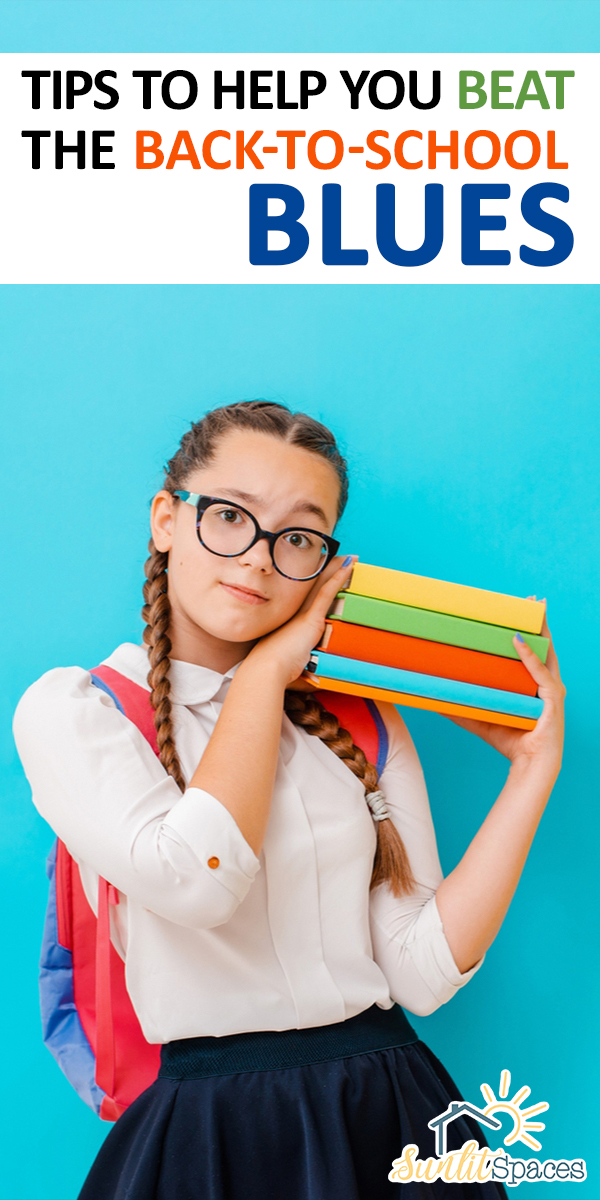 Beat the Back to School Blues   back to school   school   kids   school tips   parenting