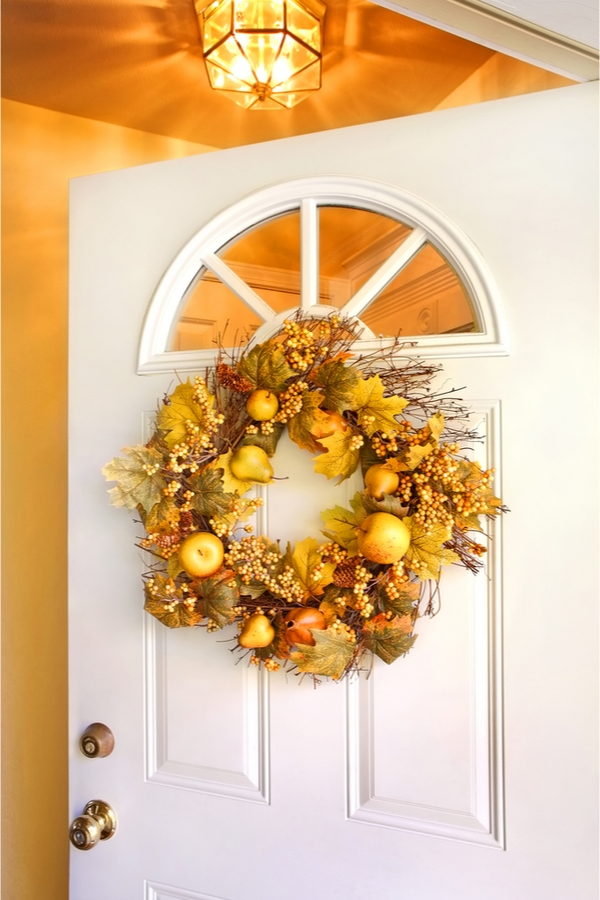 fall porch and home decor | fall home decor | fall porch decor | gourd home decor | home decor ideas | decor | fall decor