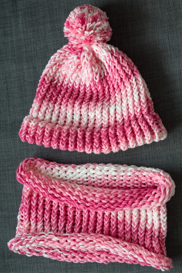 Is there anything better than a cute, ombre beanie? What about cute, ombre beanies to crochet yourself? Look here for more ideas.