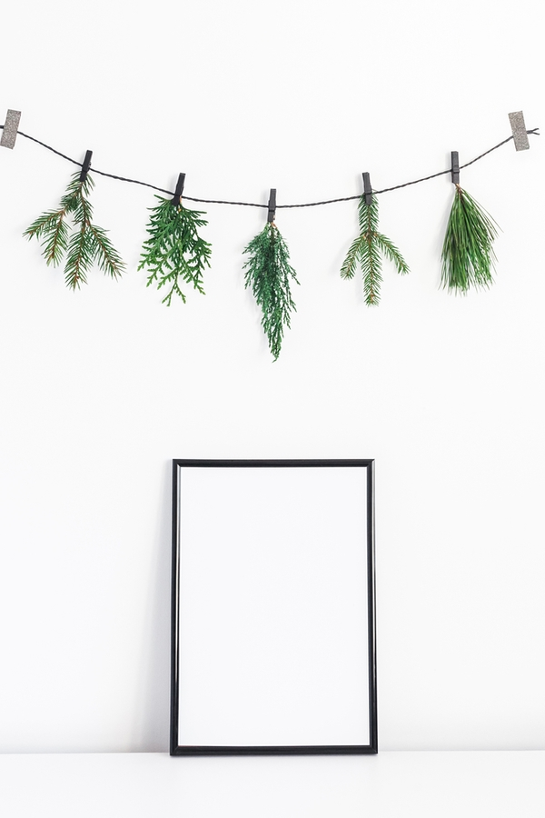If you're looking for simple, Scandinavian Christmas decor, check out these DIY Christmas Scandinavian wall art ideas. You will love them!