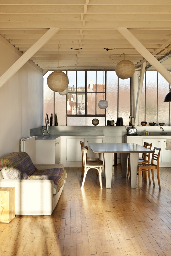 A loft space in a home is a fun thing to have. But sometimes ideas for loft spaces are tricky to sort through. We are ready to show you 5 of the best ideas for functionally fantastic loft spaces!Lofts make great game rooms or gathering spaces!