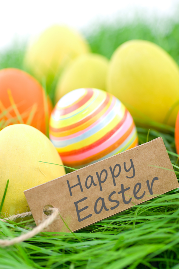 I've got lots of great Easter ideas to share with my readers today. Whether you need craft ideas, DIY baskets or natural egg dyeing information, it's all right here for you!