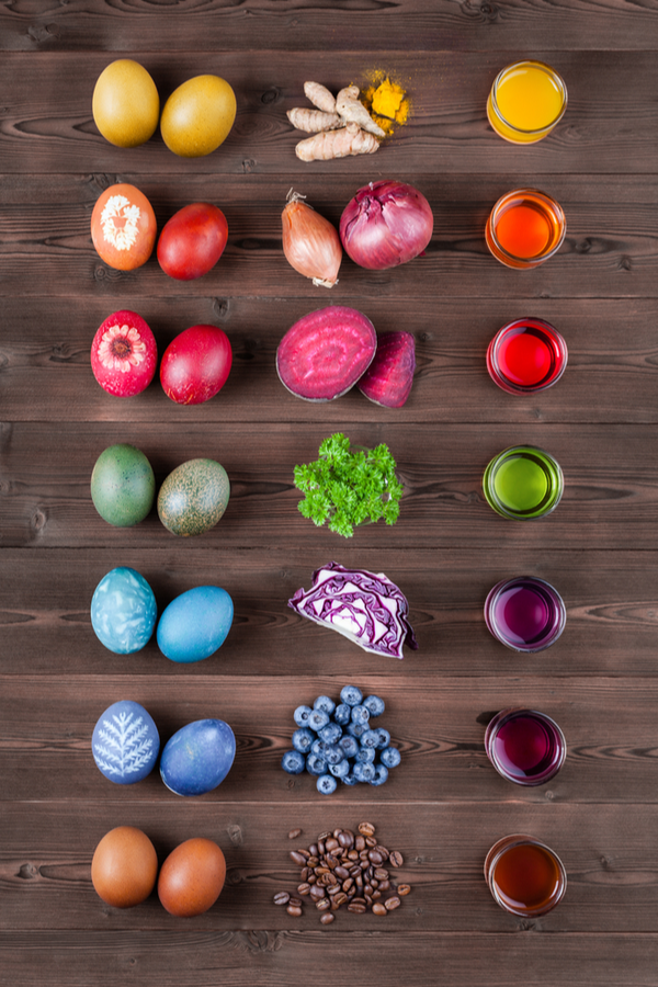 I've got lots of great Easter ideas to share with my readers today. Whether you need craft ideas, DIY baskets or natural egg dyeing information, it's all right here for you! These Easter ideas will help you have the best Easter yet!