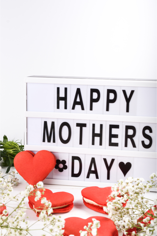 Mother's Day at home is a great idea! If Mom is used to going out for some brunch and shopping, or time at church, spending the day at home promises to be different. But different can be good! Check out these Mother's Day ideas!