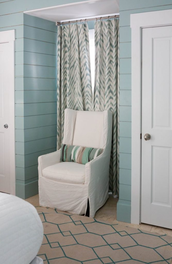 Shiplap isn't just a plain Jane way to cover a wall. Shiplap is more versatile than you may think. Learn how to use shiplap in your bedroom!