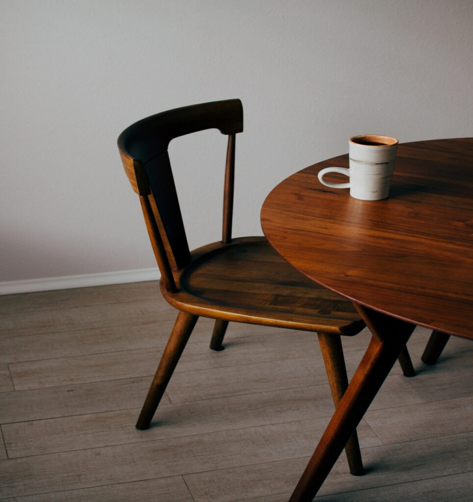How to change furniture color without stripping or sanding