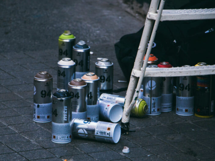 Everything You Need to Know About Oil-Based Spray Paint