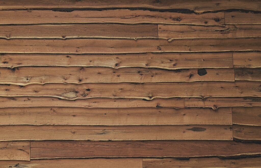 Redoing the wood - Weathered Wood Stain
