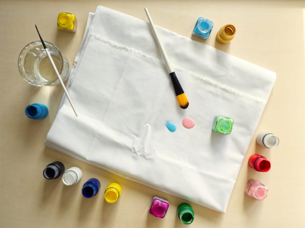 DIY fabric paint – Fabric Medium